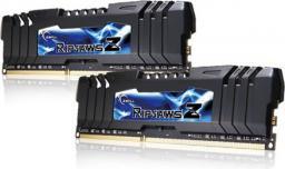 Pamięć G.Skill RipjawsZ, DDR3, 8 GB, 2400MHz, CL10 (F3-2400C10D-8GZH)