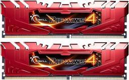 Pamięć G.Skill Ripjaws 4, DDR4, 16 GB,2400MHz, CL15 (F4-2400C15D-16GRR)
