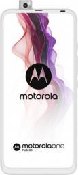 Smartfon Motorola One Fusion Plus 128 GB Dual SIM Biały  (00045678945670)