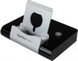 HUB USB StarTech 3 porty USB 3.0 + USB 2.0 (ST4300U3C1B)