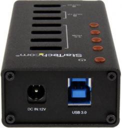 HUB USB StarTech 4 porty USB 3.0 + 3 porty USB (ST4300U3C3)