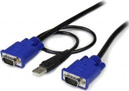 Kabel KVM StarTech VGA + USB na VGA (SVECONUS6)