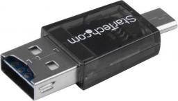 Czytnik StarTech Micro SD / Micro USB lub USB (MSDREADU2OTG)