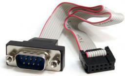 StarTech przewód IDC 10 pin - RS232 (PNL9M16)