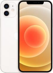 Smartfon Apple iPhone 12 256 GB Dual SIM Biały  (MGJH3PM/A)