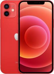 Smartfon Apple iPhone 12 256 GB Dual SIM Czerwony  (MGJJ3PM/A)