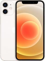 Smartfon Apple iPhone 12 Mini 128GB Dual SIM Biały (MGE43PM/A)