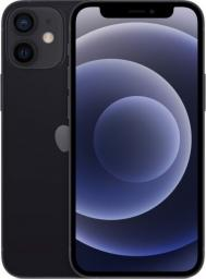 Smartfon Apple iPhone 12 Mini 256GB Czarny (MGE93)