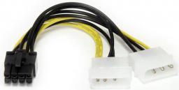 StarTech Przejściówka 2x MOLEX - PCI Express zasilania 8PIN (LP4PCIEX8ADP)
