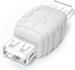 Adapter USB StarTech USB - USB Biały (GCUSBAAFF)