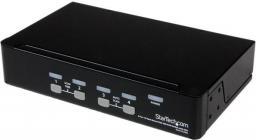 Przełącznik StarTech 4 Porty VGA (SV431DUSBU)