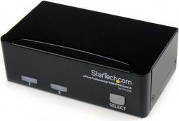 Przełącznik StarTech 2 porty VGA / USB (SV231USBGB)