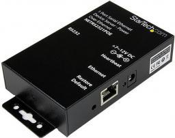 StarTech Ethernet Device Serwer, RS232, PoE (NETRS2321POE)