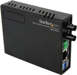 Konwerter światłowodowy StarTech ST na RJ45 2KM (MCM110ST2EU)