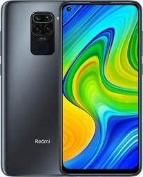 Smartfon Xiaomi Redmi Note 9 128GB Dual SIM Czarny (29939)