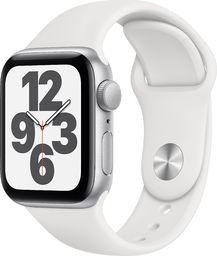 Smartwatch Apple Apple Watch SE GPS, 40 mm z aluminium w kolorze srebrnym