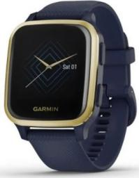 Smartwatch Garmin Venu Sq Music Granatowy  (010-02426-12)