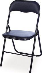 Selsey Krzesło tapicerowane Tildare czarne