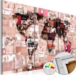 SELSEY Tablica korkowa Banksy Graffiti Collage