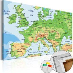 SELSEY Tablica korkowa Europa