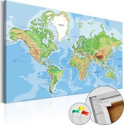 SELSEY Tablica korkowa Geografia świata