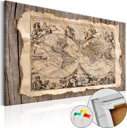 SELSEY Tablica korkowa Mapa przeszłości
