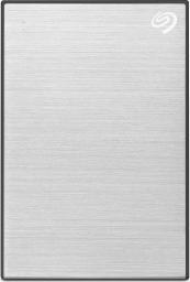Dysk zewnętrzny Seagate HDD One Touch Slim 1 TB Srebrny (STKB1000401)
