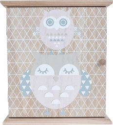 SELSEY Szafka na klucze Funny Owl