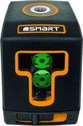 Smart laser krzyżowy zielony cube (06-02030G)
