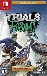 Trials Rising Złota Edycja - Wersja pudełkowa NS Nintendo Switch