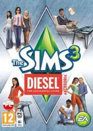 The Sims 3 Diesel akcesoria - Klucz aktywacyjny Origin
