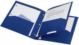 Rexel Folder projektowy Advance, 4 kieszenie, Niebieski  (2103978)