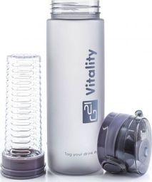 G21 Butelka na wodę szara