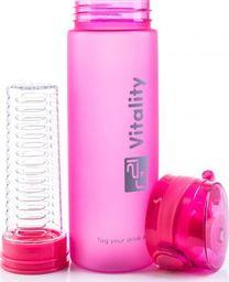 G21 Butelka na wodę różowa