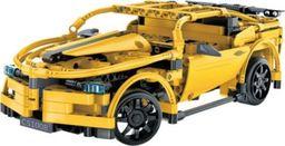 Pan i Pani Gadżet Samochód rc Sportowy Żółty zdalnie sterowany