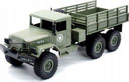Pan i Pani Gadżet Ciężarówka rc wojskowa US ARMY 3-osiowa zdalnie sterowana
