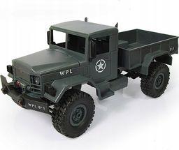 Pan i Pani Gadżet Ciężarówka rc wojskowa US ARMY zdalnie sterowana