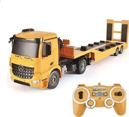 Pan i Pani Gadżet Ciężarówka z Naczepą 1:20 Zdalnie Sterowana