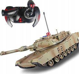 Pan i Pani Gadżet Czołg rc M1A2 ABRAMS zdalnie sterowany