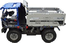 Pan i Pani Gadżet Klocki zdalnie sterowane Dump Truck RC
