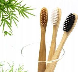 Pan i Pani Gadżet Bambusowa szczoteczka do zębów