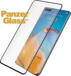 PanzerGlass Szkło hartowane do Huawei P40 Pro/P40 Pro Plus Case Friendly Finger Print Black (5370)