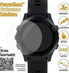 """PanzerGlass Szkło hartowane Galaxy Watch 3 34mm Garmin Forerunner 645/645 Music/Fossil Q Venture Gen 4/Skagen Falster 2"""""""
