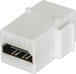 Intellinet Network Solutions Moduł Keystone HDMI, Ż/Ż, biały - 771351
