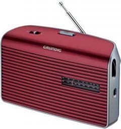 Radio Grundig MUSIC 60 czerwony [GRN1640]