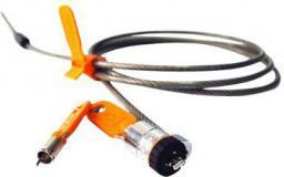 Linka zabezpieczająca Dell Slim Microsaver Lock (461-10054)