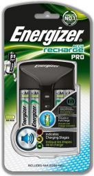 Ładowarka Energizer Recharge-Pro + Power Plus AA 4szt. (639837)