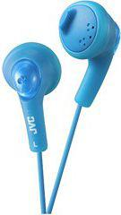 Słuchawki JVC HA-F160 niebieskie (JVC HA-F160-A)