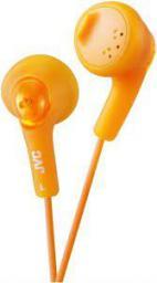 Słuchawki JVC HA-F160 pomarańczowe (JVC HA-F160-D)