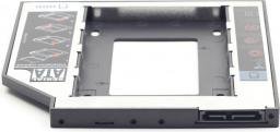 Kieszeń Gembird Adapter HDD ramka 5,25'' na 2,5'' Slim    (MF-95-01)